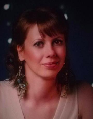 Мария Пешкова