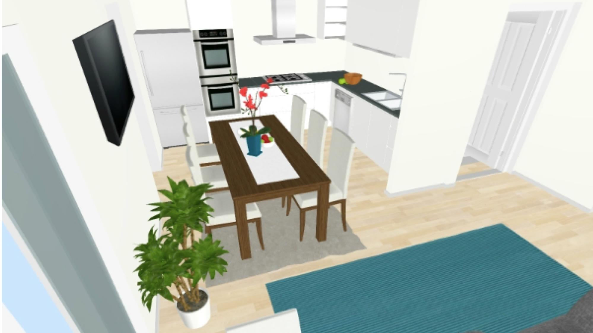 Планирование нового пространства
